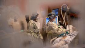 Irán: Trump impone presión a enfermeras en medio de pandemia