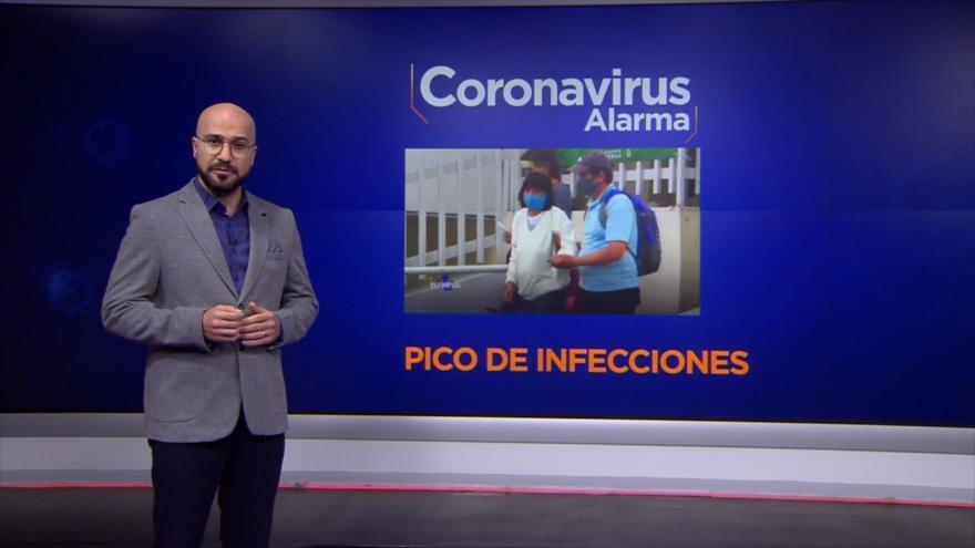 Coronavirus Alarma: México espera llegar a 800 000 infectados en las próximas semanas, Ecuador inicia investigaciones por compras con sobreprecio de material sanitario, China y EEUU siguen en conflicto verbal por el origen del coronavirus