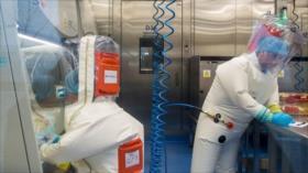 China insiste: Ningún virus puede escapar del laboratorio de Wuhan