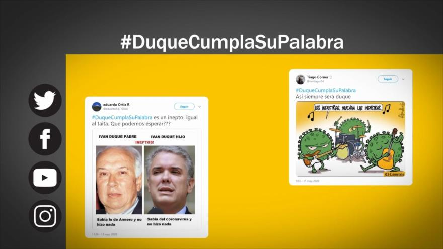 Etiquetaje: Negligencia de Duque frente a sus compromisos genera polémica