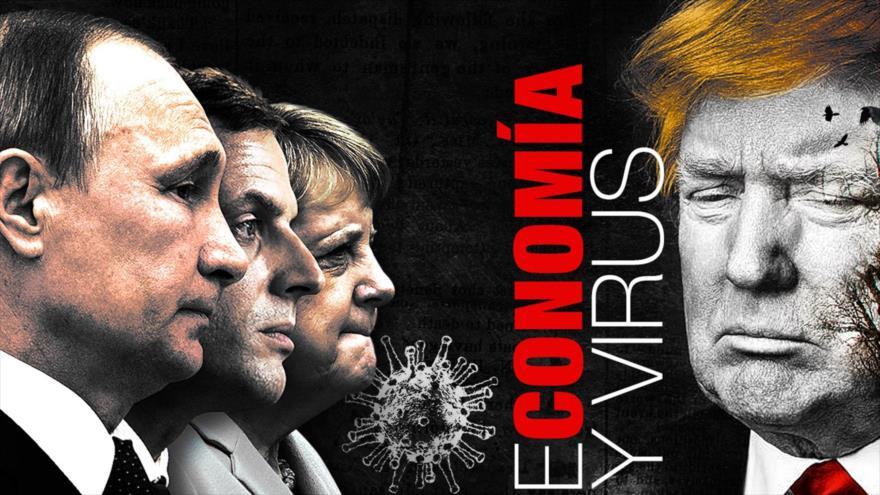 Detrás de la Razón: Noam Chomsky acusa al presidente estadounidense de las muertes por la epidemia