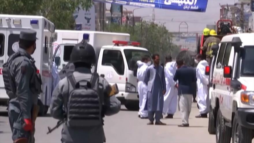 Tras mortíferos ataques, fuerzas afganas pasarán al modo ofensivo | HISPANTV