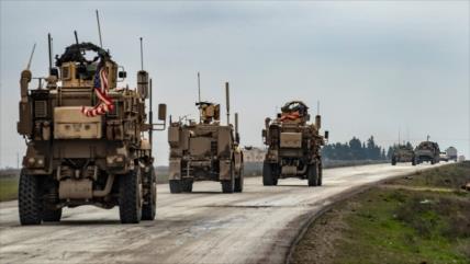 EEUU aumenta sus actividades para saquear el petróleo de Siria