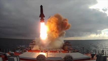 Revelada, arma de Rusia que puede destruir portaviones de EEUU