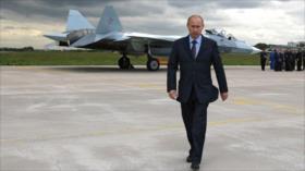 Rusia se adelanta a sus rivales en fabricación de avión de combate