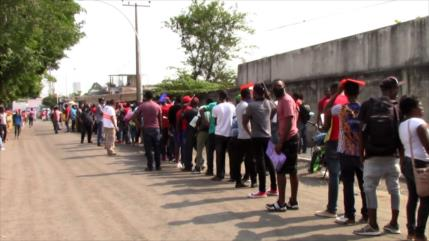 Piden no atender a migrantes en frontera mexicana durante pandemia