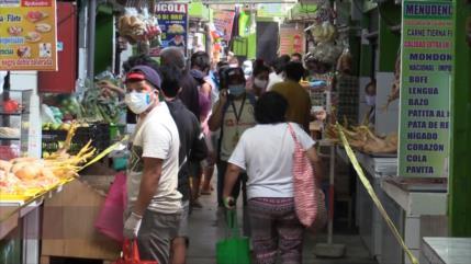 Mercados peruanos son principales focos de contagio de COVID-19
