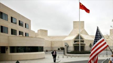 China rechaza acusación sobre robo de datos de vacunas COVID-19