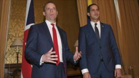 Revelado: Londres apoya a Guiadó en sus complots contra Maduro