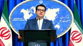 Irán urge a EEUU a detener su terrorismo de Estado