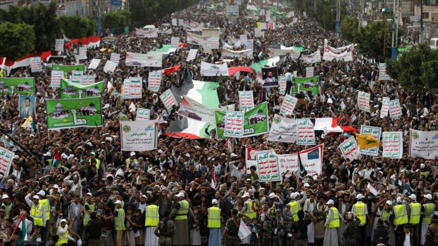 Día Mundial de Al-Quds; muestra práctica de lucha contra ocupación | HISPANTV