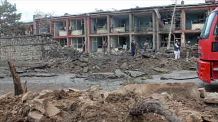Atentado con camión bomba deja al menos 5 muertos en Afganistán