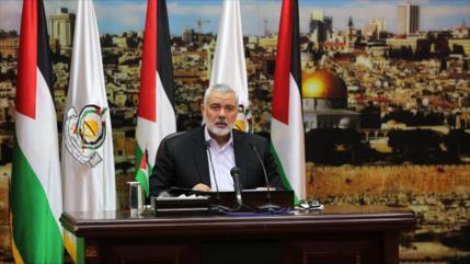 """HAMAS: El """"acuerdo del siglo"""" busca dominar a todo el mundo árabe"""