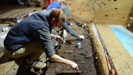 Científicos hallan fósiles de Homo sapiens más antiguos de Europa