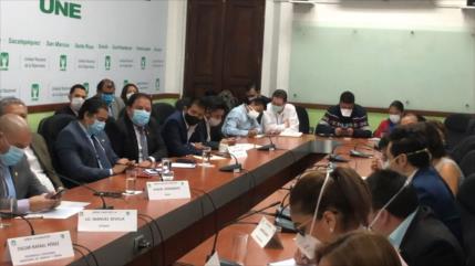 Guatemala ejecuta solo 1 % del presupuesto para frenar COVID-19