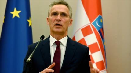 OTAN acusa a Rusia y China de difundir desinformación sobre COVID-19