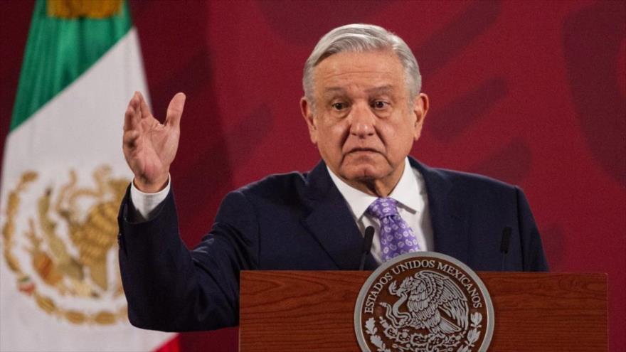 López Obrador insiste en militarización para acabar con violencia
