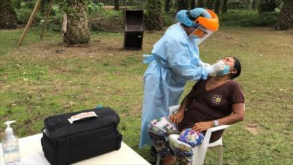 """""""El pulmón del mundo se queda sin oxígeno"""" por la pandemia"""