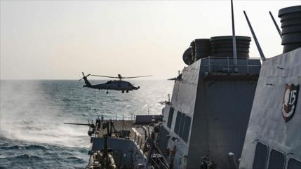 Informe: EEUU se pone en alerta militar en plena tensión con China