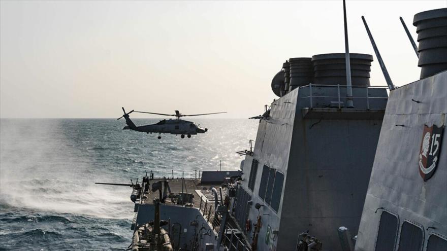 Informe: EEUU se pone en alerta militar en plena tensión con China | HISPANTV