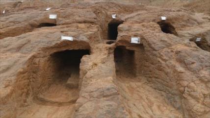 Fotos: Descubren más de 6000 tumbas antiguas en el suroeste chino