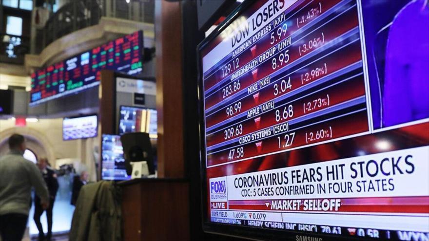 Coronavirus puede costarle al mundo unos 8,8 billones de dólares | HISPANTV