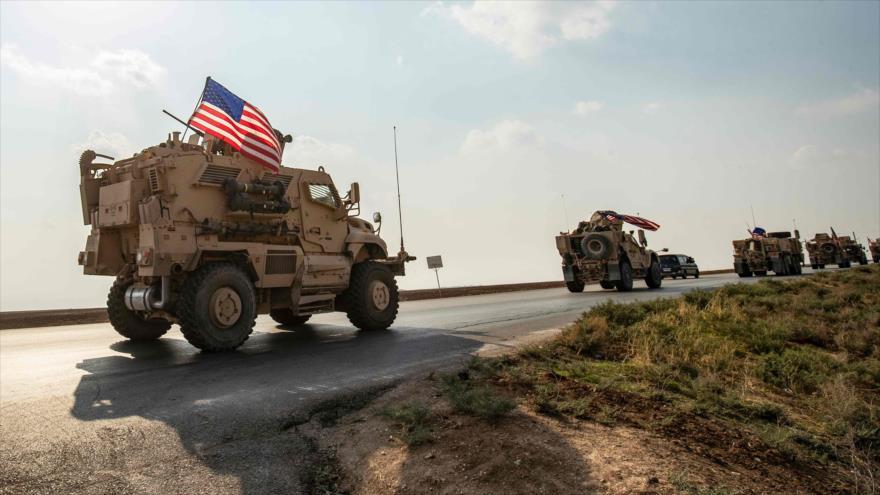Ejército de EEUU establece una nueva base en Deir Ezzor, Siria | HISPANTV