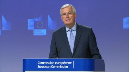 Acusaciones mutuas entre Londres y UE en negociaciones posbrexit