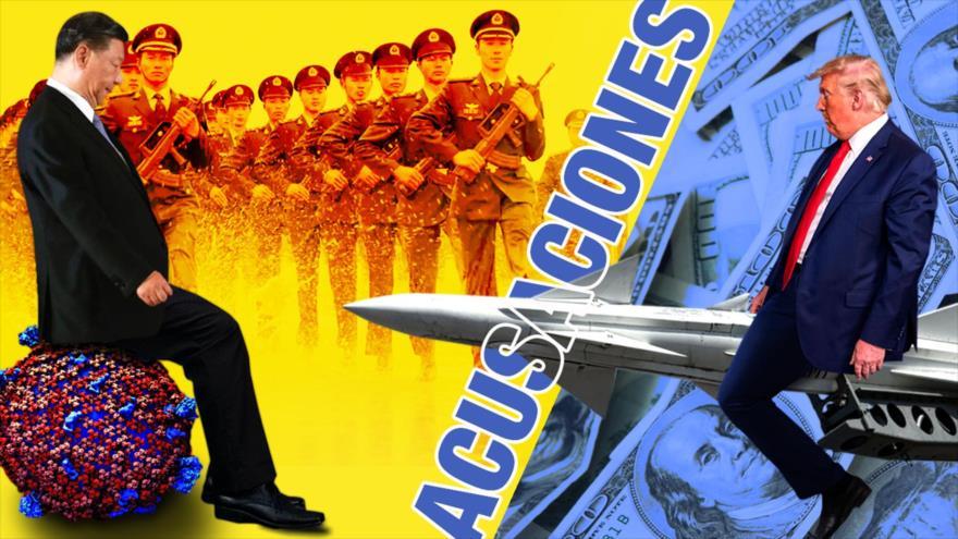 Detrás de la Razón: Gobierno chino dice que el presidente estadounidense miente en su acusación