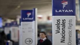 Aerolínea LATAM despide a 1400 empleados por el nuevo coronavirus