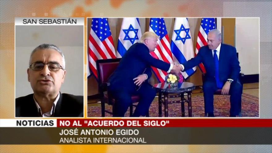 EEUU sigue las órdenes del lobby sionista a favor de Israel