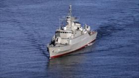 Irán, más poderoso que antes, continuará sus misiones navales