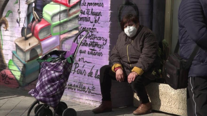 En medio de la pandemia, pobreza y desempleo azotan a España | HISPANTV