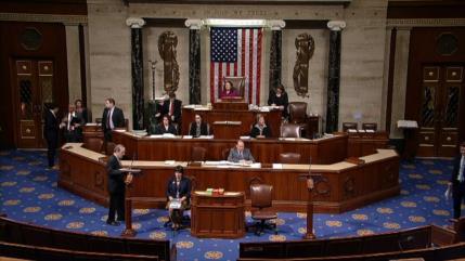 Demócratas rechazan la destitución de Steve Linick por Trump
