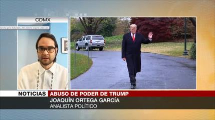 García: Donald Trump despide a inspectores leales a Obama