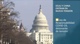 PoliMedios: EEUU y China entran en nueva tensión