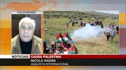 Hadwa: ONU, Liga Árabe y UE, son cómplices del régimen israelí