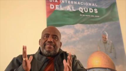 """Desde Colombia se solidarizan con Palestina que resiste """"fascismo"""""""