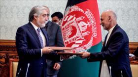 Irán expresa su apoyo al nuevo gobierno de unidad nacional afgano