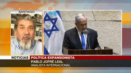 Jofré Leal: Régimen de Israel se comporta peor que la COVID-19