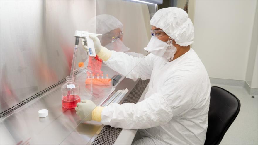 Farmacéutica anuncia primer anticuerpo para luchar contra COVID-19 | HISPANTV