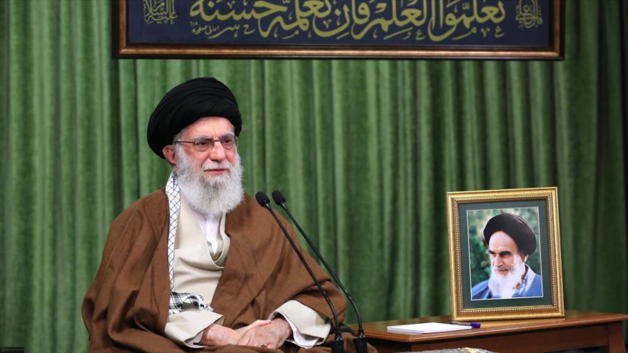 Líder de Irán: EEUU no se quedará en Irak y Siria y será expulsado
