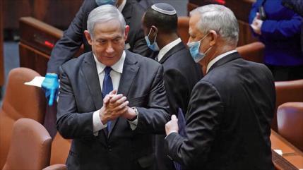 HAMAS alerta contra la formación del gabinete proanexión israelí