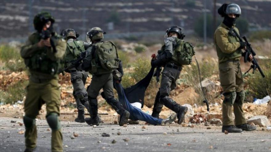 Fuerzas israelíes atacan sistemáticamente a civiles palestinos