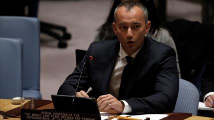 ONU alerta: Anexión israelí de Cisjordania socavará paz regional