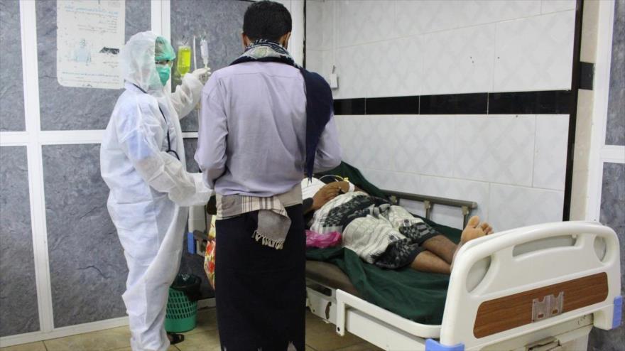 Ansarolá: Riad bloquea equipo médico a Yemen pese a COVID-19   HISPANTV