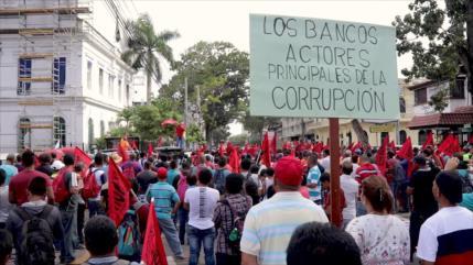 Plantean Asamblea Constituyente para renovar Panamá tras la crisis