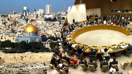 El mundo odia a Israel por el tema de Al-Quds