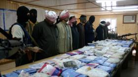 Irak incauta drogas psicodélicas suministradas a Daesh