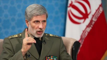 Defensa de Irán: Daremos respuesta aplastante a cualquier agresor